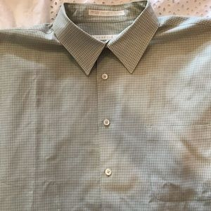 Perry Ellis Button up top